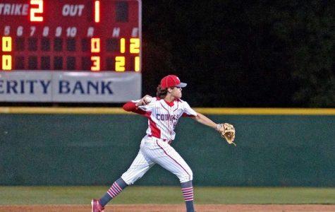 Kerim's journey leads to Texas Tech baseball