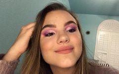 Sabatier expresses art through makeup
