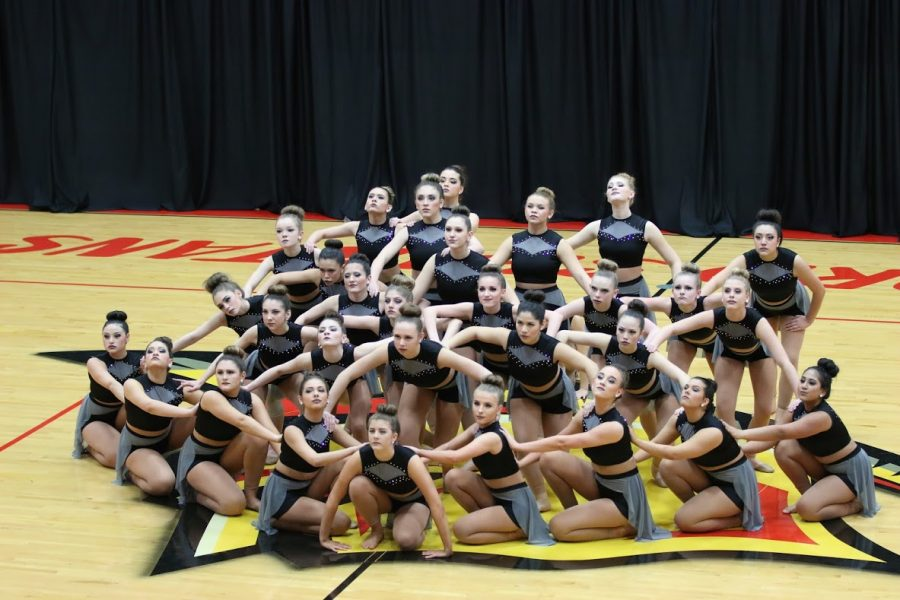 Charms succeed at first competition