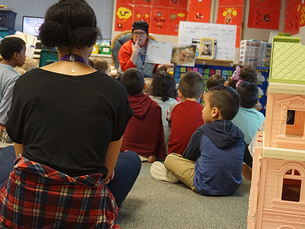 CTE classes on the move for day care
