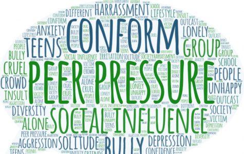 Peer pressure plays key role in teen lives