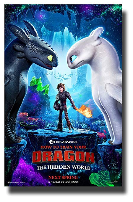 Movie Review: How to Train your Dragon, The Hidden World
