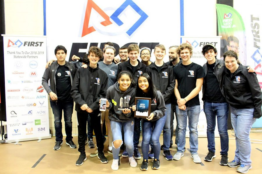 Robotics moves to State Championships
