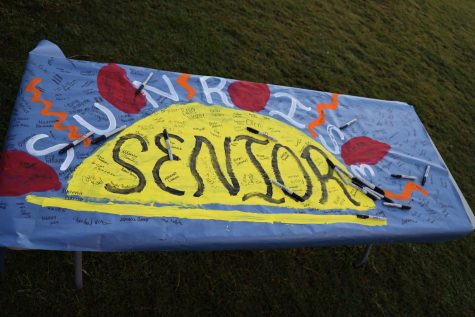 A Ray of Sunshine: Seniors kick-off year with Senior Sunrise