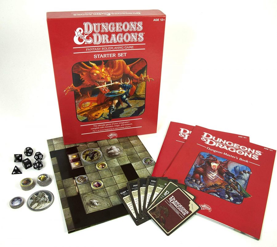 Dungeons and Dragons and Bears Oh My