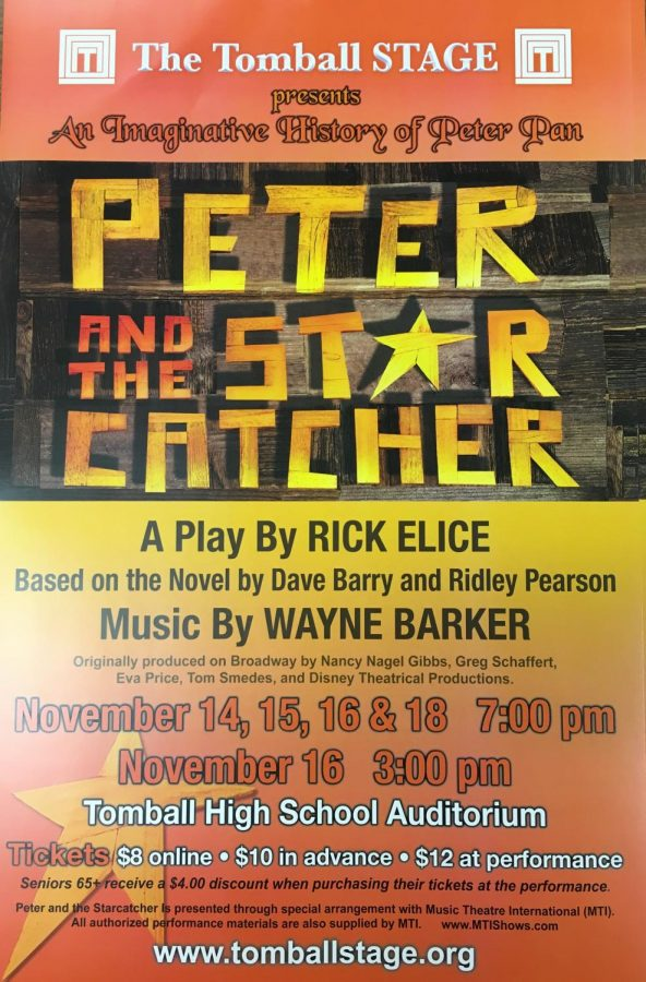 Theatre's 'Peter and the Starcatcher' auditions today and tomorrow
