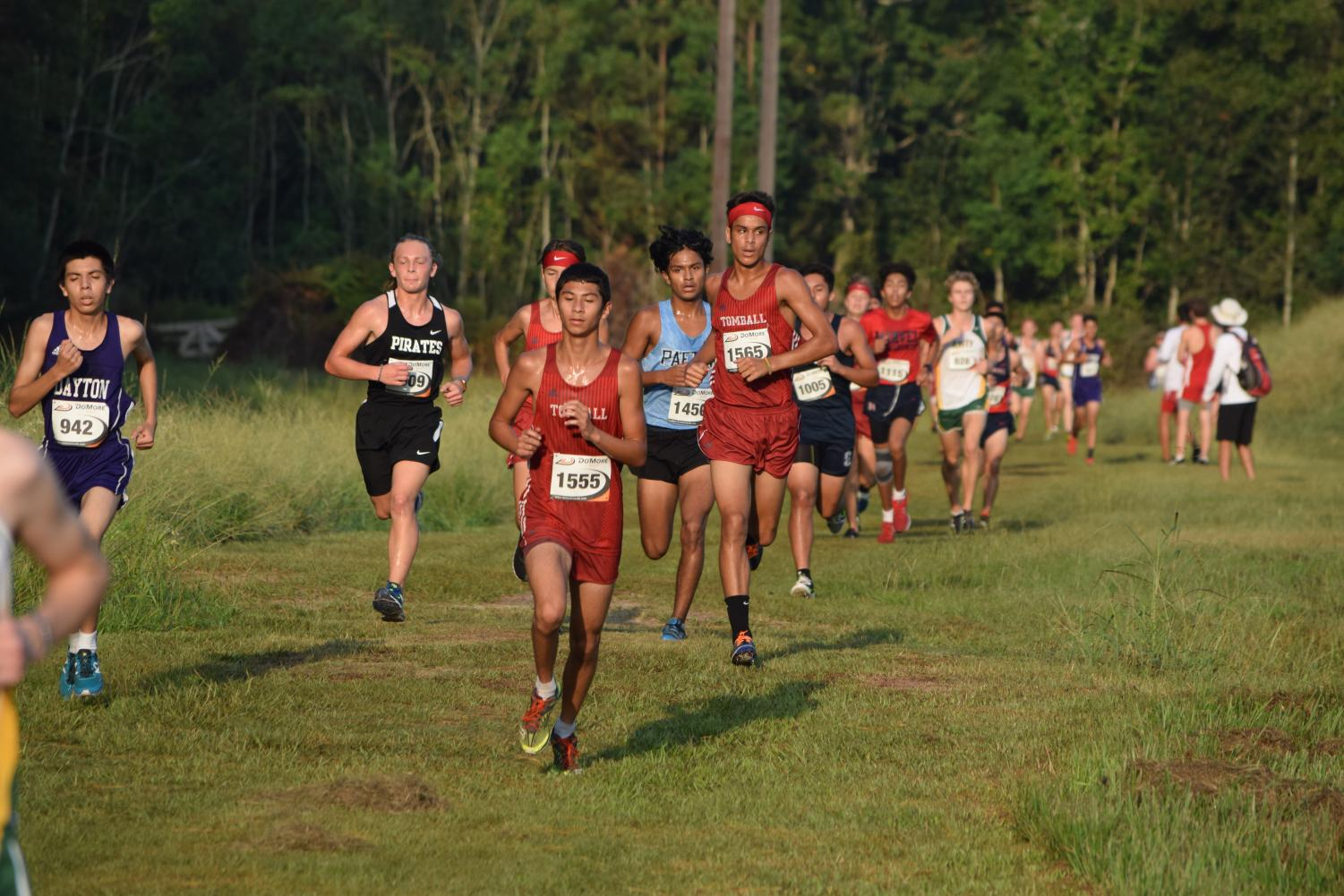 Cross Country heads out to State