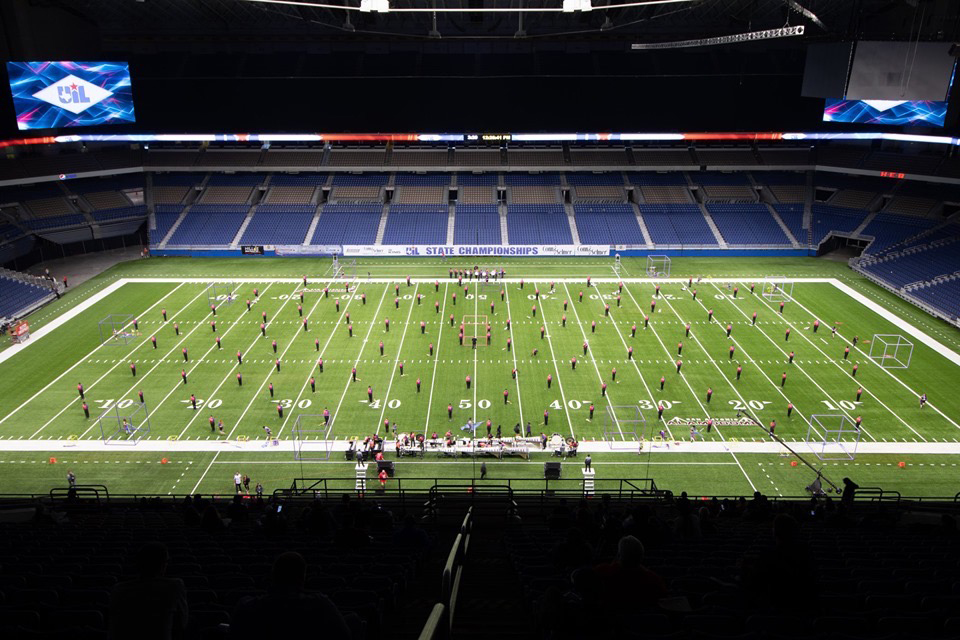 Tomball Places 21st in State Marching Championships