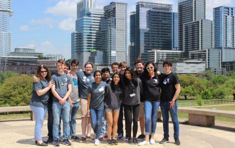Robotics Team Builds more than just Robots