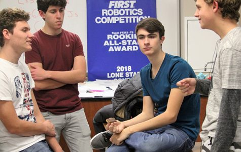 Robotics Club wins $2,500 grant