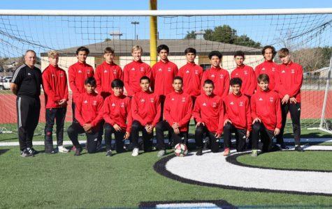Boys Varsity Soccer starting the season