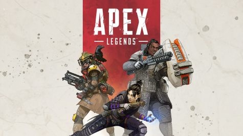 Image of battle royale game Apex Legends.