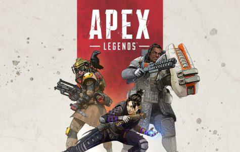 Image of battle royale game Apex Legends.