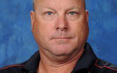 Greg Boucher leads the Navy JROTC program at Tomball High School.
