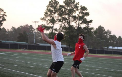 Football team prepares for first game this Friday, Sept. 25