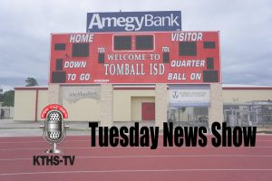 KTHS-TV News for Tuesday, April 20, 2021