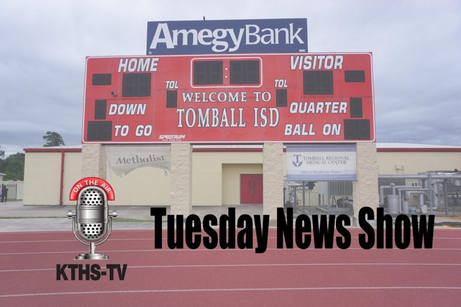 KTHS-TV News for Tuesday, May 11, 2021
