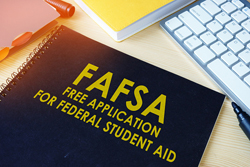 Free Application for Federal Student Aid (FAFSA) opens Thursday, Oct. 1