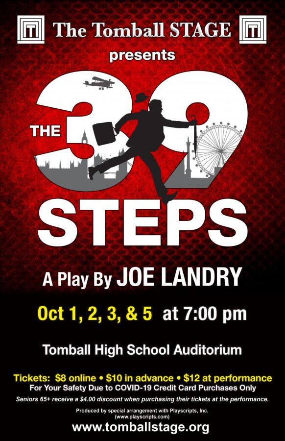 39 Steps opens tonight