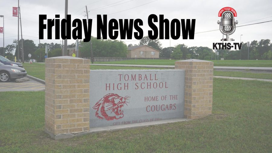 KTHS-TV News for Friday, May 14, 2021