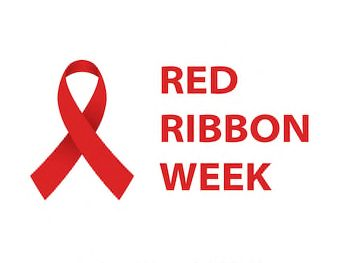 Red Ribbon Week occurs every year in October.