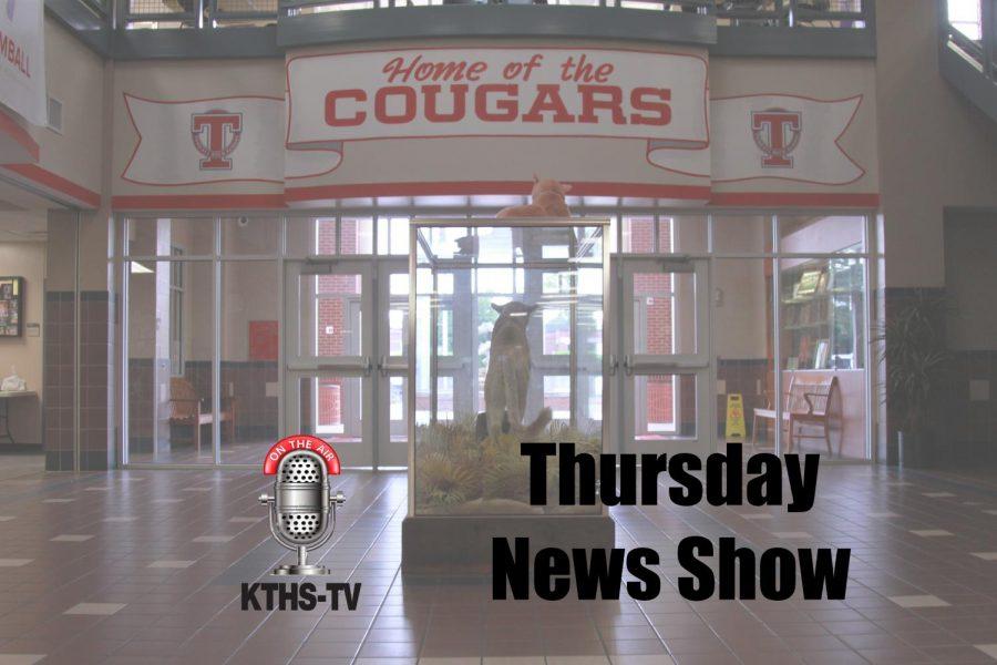 KTHS-TV News for Thursday, Oct. 22, 2020