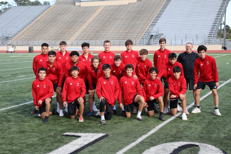 Boys' soccer competes in first tournament