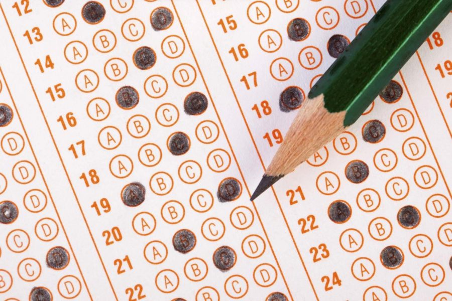 Testing will be held on Friday morning for some students at THS.