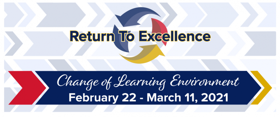 The window to change learning environments has been extended.