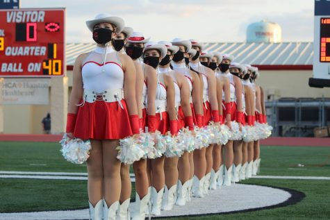 The Cougar Charms will soon be hosting their annual spring show, Encore.