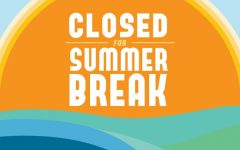 Closed for summer.