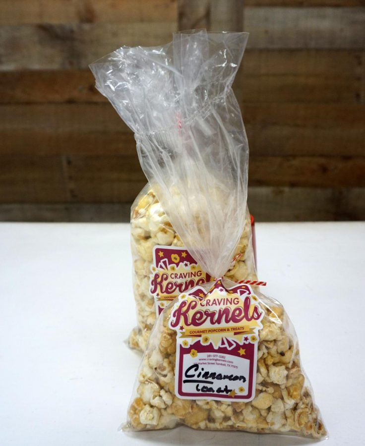 Tomball Student Media launches popcorn fundraiser