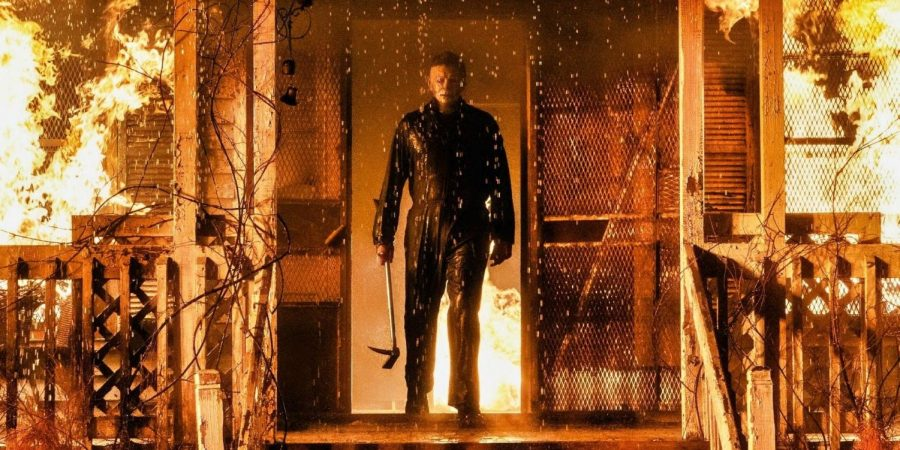 Review: Halloween Kills. A Halloween film about death, family, and social issues.